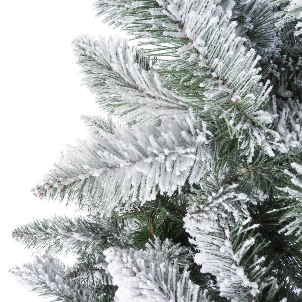 Sztuczna choinka Świerk Naturalny ze Śniegiem