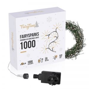 Lampki choinkowe LED FAIRYSPARKS 1000