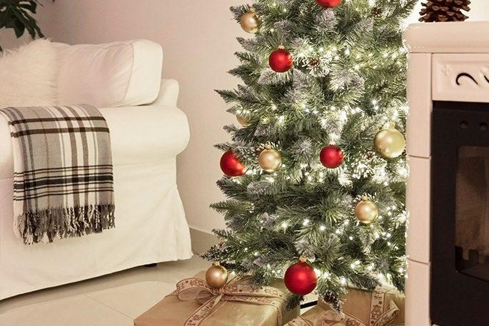 świąteczne Dekoracje Od Fairytrees Sztuczne Choinki I
