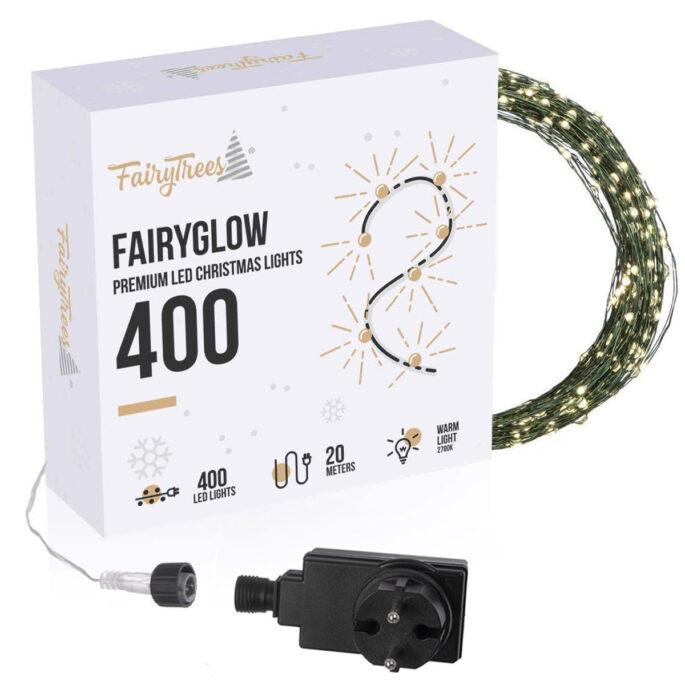 Lampki choinkowe LED FAIRYSPARKS 400