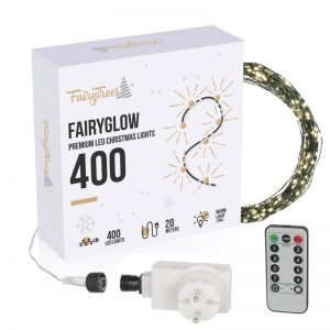 Lampki choinkowe LED FAIRYGLOW 400