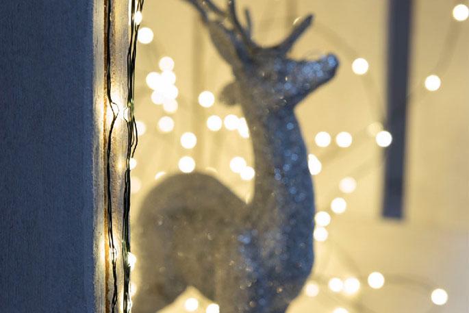 Lampki choinkowe LED FairyGlow